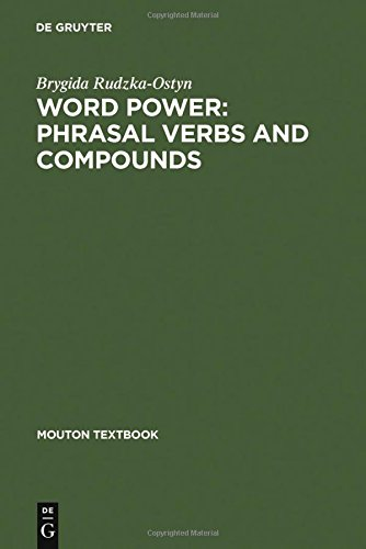 9783110177046: Word Power: Phrasal Verbs and Compounds (Planet Communication)