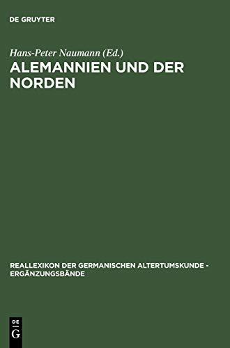 Alemannien Und Der Norden: Internationales Symposium Vom 18.-20. Oktober 2001 in Zurich (...