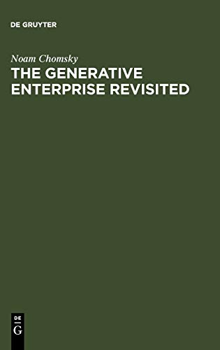 9783110180015: The Generative Enterprise Revisited: Discussions with Riny Huybregts, Henk van Riemsdijk, Naoki Fukui and Mihoko Zushi