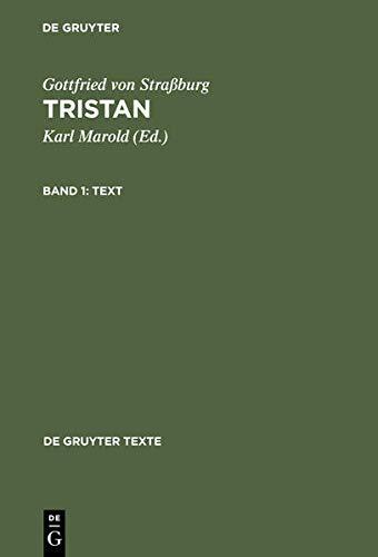 Text und Übersetzung] (de Gruyter Texte): De Gruyter