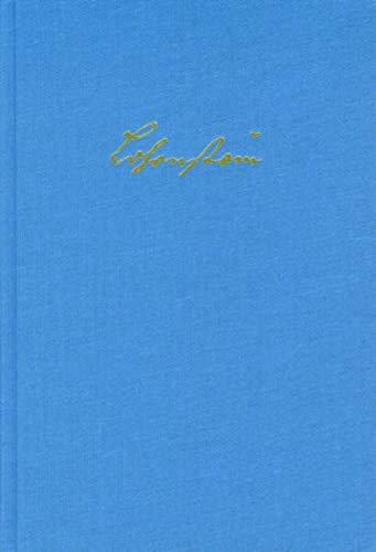9783110181562: Daniel Casper von Lohenstein - Historisch-kritischec Ausgabe: Dramen - Agrippina/Epicharis Abteilung 2 (Historisch-kritische Ausgabe)