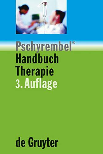 9783110183054: Pschyrembel Handbuch Therapie (German Edition)