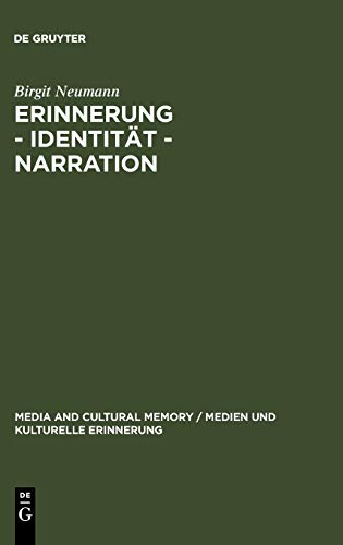 Erinnerung - Identität - Narration: Gattungstypologie und Funktionen kanadischer ...