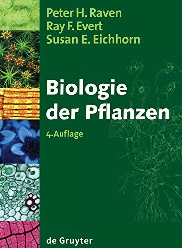 9783110185317: Biologie der Pflanzen: 4