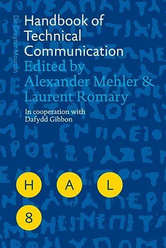 9783110188349: Handbook of Technical Communication (Handbook of Applied Linguistics)