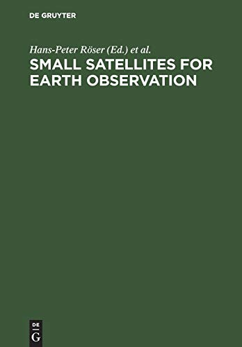 Small Satellites for Earth Observation: Selected Proceedings