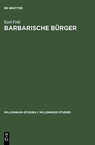9783110188998: Barbarische Bürger: Die Isaurier und das Römische Reich (Millennium - Studien / Millennium Studies) (German Edition)