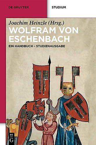9783110190533: Wolfram Von Eschenbach (de Gruyter Studium)