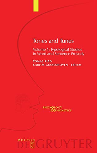 9783110190571: Tones and Tunes, Volume 1, Typological Studies in Word and Sentence Prosody (Phonology and Phonetics)