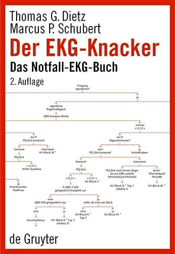 9783110190595: Der EKG-Knacker: Das Notfall-EKG-Buch