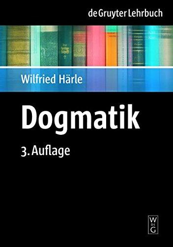 9783110193091: Dogmatik (De Gruyter Lehrbuch)