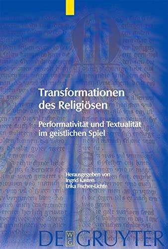 Transformationen des Religiösen: Ingrid Kasten