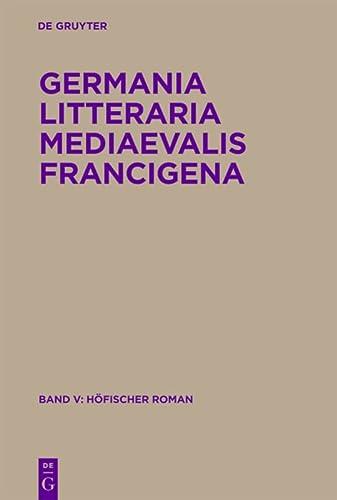Höfischer Roman in Vers und Prosa: Ren� P�rennec