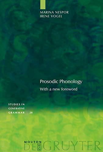 9783110197891: Prosodic Phonology