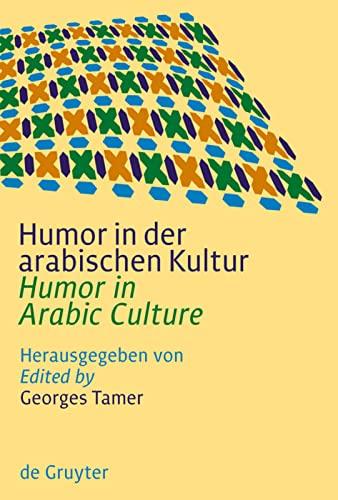 9783110198256: Humor in der arabischen Kultur / Humor in Arabic Culture (German Edition)