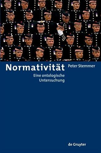 Normativität Stemmer, Peter