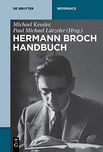 Hermann-Broch-Handbuch: Michael Kessler