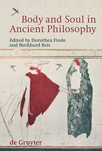 9783110202366: Body and Soul in Ancient Philosophy (English and German Edition)