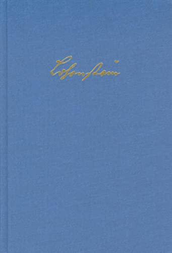 9783110204650: 1: Daniel Casper Von Lohenstein Samtliche Werke: Ibrahim Bassa Cleopatra Erst- Und Zweitfassung Abteilung II Dramen: Teilband 2 Kommentar