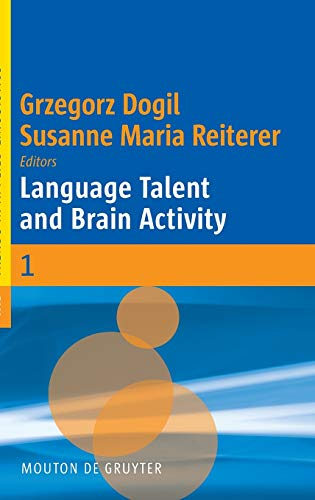 9783110205183: Language Talent and Brain Activity (Trends in Applied Linguistics)