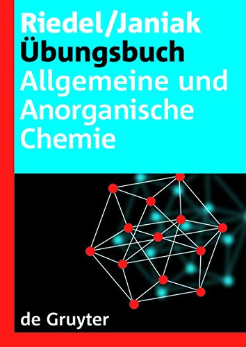 9783110206876: Übungsbuch Allgemeine und Anorganische Chemie
