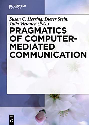 9783110214451: Pragmatics of Computer-Mediated Communication (Handbooks of Pragmatics)