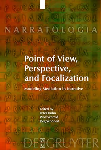 9783110218909: Point of View, Perspective, and Focalization (Narratologia: Contributions to Narrative Theory/Beitrage Zure Erzahltheorie)