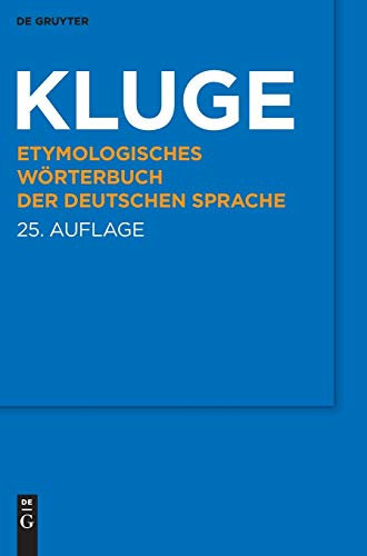 9783110223644: Etymologisches Worterbuch Der Deutschen Sprache: Ebookplus (German Edition)