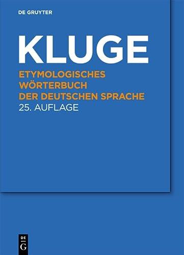 9783110223644: Etymologisches Worterbuch Der Deutschen Sprache: Ebookplus (German Edition)