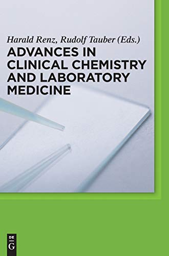 9783110224634: Advances in Clinical Chemistry and Laboratory Medicine