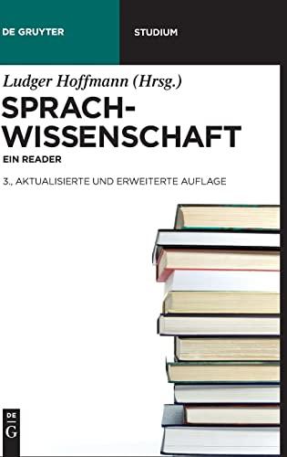 9783110226294: Sprachwissenschaft: Ein Reader (German Edition)