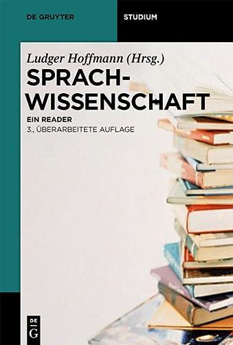 9783110226294: Sprachwissenschaft: Ein Reader