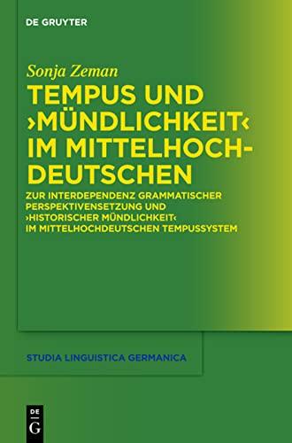 9783110227680: Tempus und
