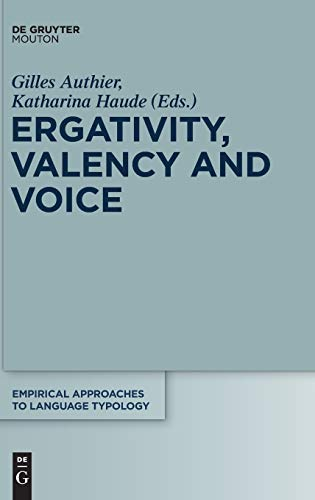 9783110227727: Ergativity, Valency and Voice (Empirical Approaches to Language Topology)