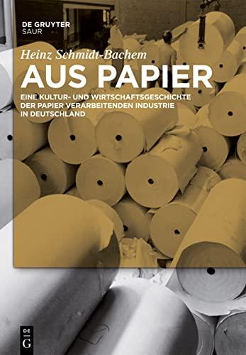 9783110236071: Aus Papier
