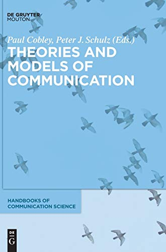 9783110240443: Theories and Models of Communication (Handbooks of Communication Science [Hocs])