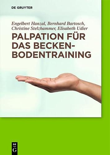 9783110246117: Palpation für das Beckenbodentraining (German Edition)