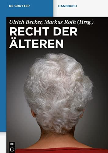 9783110248302: Recht der Älteren (De Gruyter Handbuch)