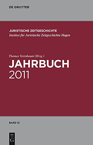 9783110248869: 2011 (German Edition)