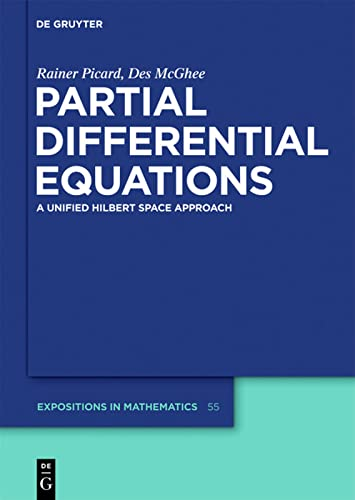 9783110250268: Partial Differential Equations: A unified Hilbert Space Approach (de Gruyter Expositions in Mathematics)