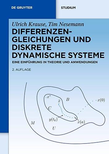 9783110250381: Differenzengleichungen und diskrete dynamische Systeme (de Gruyter Studium) (German Edition)