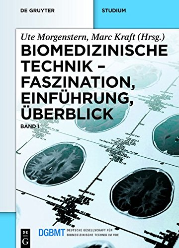 Biomedizinische Technik 1: Ute Morgenstern