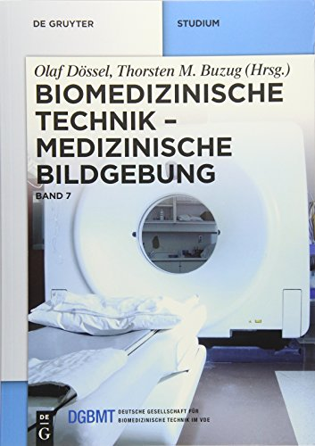 9783110252057: Medizinische Bildgebung (German Edition)