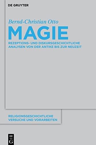 Magie: Bernd-Christian Otto
