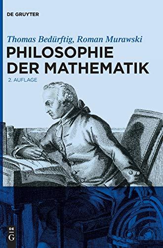 9783110262919: Philosophie Der Mathematik (German Edition)