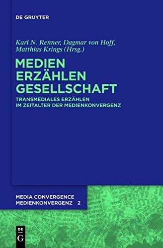 9783110267563: Medien. Erzahlen. Gesellschaft.: Transmediales Erzahlen Im Zeitalter Der Medienkonvergenz (Media Convergence / Medienkonvergenz)