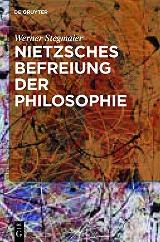 9783110269772: Nietzsches Befreiung Der Philosophie: Kontextuelle Interpretation Des V. Buchs Der