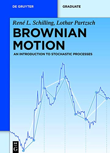 9783110278897: Brownian Motion: An Introduction to Stochastic Processes (De Gruyter Textbook)