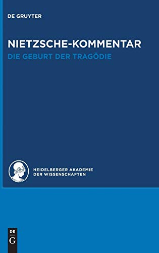 9783110286915: Kommentar Zu Nietzsches