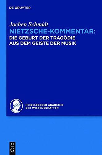 9783110286939: Kommentar Zu Nietzsches
